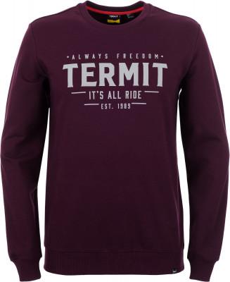 Джемпер мужской Termit, размер 48Skate Style<br>Удобный джемпер для активного отдыха в городе от termit. Свобода движений продуманный крой не сковывает движения.