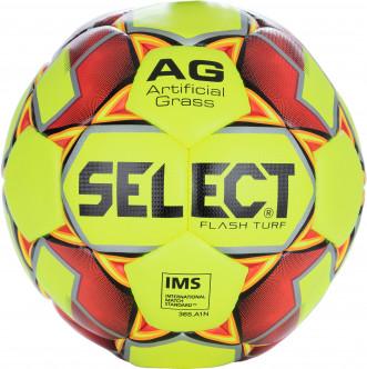 Мяч футбольный Select FLASH TURF IMS