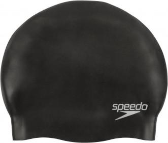Шапочка для плавания детская Speedo Plain Moulded Silicone