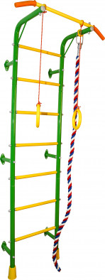 Детский спортивный комплекс Alpinistik Kids' Home Gym