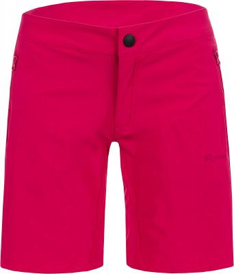 Шорты женские Outventure, размер 42Шорты<br>Удобные шорты от outventure, предназначенные для активного отдыха на природе. Защита от влаги ткань с водоотталкивающей обработкой add dry water resistant.