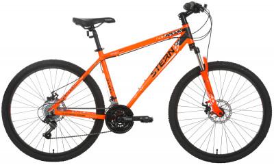 Велосипед горный Stern Energy 2.0 Sport 26Усовершенствованная модель велосипедов energy для поклонников активного отдыха. Велосипед отличается оптимизированной формой рамы и более агрессивным рисунком протектора.<br>Материал рамы: Алюминий; Размер рамы: 16; Амортизация: Hard tail; Конструкция рулевой колонки: Неинтегрированная; Конструкция вилки: Пружинно-эластомерная; Ход вилки: 80 мм; Количество скоростей: 18; Наименование переднего переключателя: SHIMANO TOURNEY FD-TY300; Наименование заднего переключателя: SHIMANO TOURNEY RD-TY21; Конструкция педалей: Классические; Наименование манеток: Shimano Tourney; Конструкция манеток: Триггерные двурычажные; Тип переднего тормоза: Дисковый механический; Тип заднего тормоза: Дисковый механический; Возможность крепления дискового тормоза: Рама,вилка,втулки; Диаметр колеса: 26; Тип обода: Двойной; Материал обода: Алюминий; Наименование покрышек: WANDA P-187/DURO DB-1072/WANDA P-187 26x1,95; Конструкция руля: Изогнутый; Регулировка руля: Есть; Регулировка седла: Есть; Сезон: 2017; Максимальный вес пользователя: 90 кг; Вид спорта: Велоспорт; Технологии: 6061 Aluminium, Bi-Axial Tubing, Optimized Cycling Geometry; Производитель: Stern; Артикул производителя: 17EN2SR16T; Срок гарантии: 2 года; Вес, кг: 15,7; Страна производства: Россия; Размер RU: 16;
