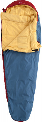 Outventure TREK T-12Туристический спальник-кокон от outventure для отдыха на природе. Модель рекомендуется использовать при температуре от -2 до -12 с.<br>Назначение: Туристические; Возможность состегивания: Да; Наличие карманов: Нет; Сторона состегивания: Правая; Защита молнии: Да; Наличие капюшона: Да; Наличие компрессионного чехла: Да; Утепленная молния: Нет; Верхняя температура комфорта: -2; Нижняя температура комфорта: -12; Температура экстрима: -20; Материал верха: Полиэстер; Материал подкладки: Полиэстер; Наполнитель: Ultra Fill; Вес, кг: 2; Вес утеплителя: 350 г/м2; Длина: 210 см; Ширина: 75 см; Размер в сложенном виде (дл. х шир. х выс), см: 40 х 24 х 24; Максимальный рост пользователя: 180 см; Вид спорта: Походы; Производитель: Outventure; Артикул производителя: UOS031Z3L; Срок гарантии: 2 года; Страна производства: Бангладеш; Размер RU: 180;