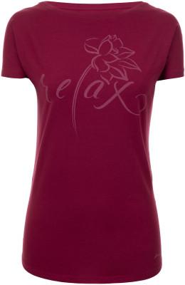 Футболка женская Demix, размер 44Футболки<br>Комфортная и оригинальная футболка в спортивном стиле от demix. Натуральные материалы ткань, выполненная из натурального хлопка со спандексом, приятна на ощупь.