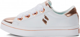 Кеды для девочек Skechers Hi-Lite-Medal Toes
