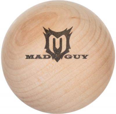 Мяч хоккейный MadGuyДеревянный хоккейный мяч madguy имеет стильный внешний вид и выполнен из твердых пород древесины.<br>Вес, кг: 0,042; Материалы: Дерево; Вид спорта: Коньки и хоккей; Производитель: MadGuy; Артикул производителя: 4620765159018; Страна производства: Китай; Размер RU: Без размера;