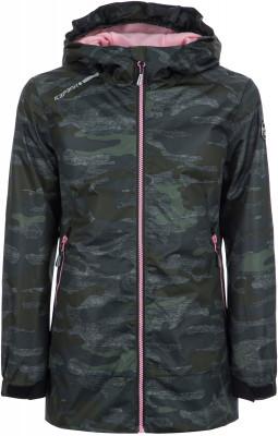 Куртка для девочек IcePeak Tierra, размер 128Куртки <br>Удобная куртка tierra от icepeak понравится маленьким путешественницам. Свобода движений продуманный крой с артикулируемыми локтями не стесняет движения.