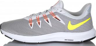 f1bb7129 Кроссовки мужские Nike Quest серый цвет — купить за 5299 руб. в ...