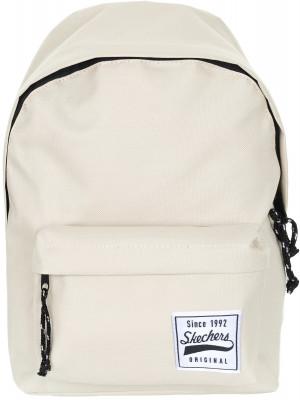 Рюкзак женский Skechers SmallПрактичный рюкзак позволяет взять с собой все необходимые вещи. Удобные плечевые ремни обеспечивают комфортную посадку.<br>Пол: Женский; Возраст: Взрослые; Вид спорта: Тренинг; Объем: 8 л; Размеры (дл х шир х выс), см: 30 х 9 х 33; Водоотталкивающая пропитка: Нет; Количество карманов: 1; Выход для наушников: Нет; Отделение для ноутбука: Нет; Количество отделений: 1; Производитель: Skechers; Артикул производителя: S496; Страна производства: Китай; Материал верха: 100 % полиэстер; Размер RU: Без размера;