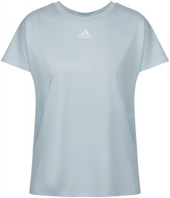 Футболка женская adidas Pleated, размер 38-40