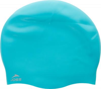 Шапочка для плавания детская JossЯркая детская шапочка от joss. Модель выполнена из силикона и подходит для длинных волос.<br>Пол: Мужской; Возраст: Дети; Вид спорта: Плавание; Назначение: Для длинных волос; Материалы: 100 % силикон; Производитель: Joss; Артикул производителя: SWCJ02N452; Страна производства: Китай; Размер RU: 52-54;