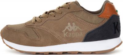 Кроссовки мужские Kappa Authentic Run, размер 40,5