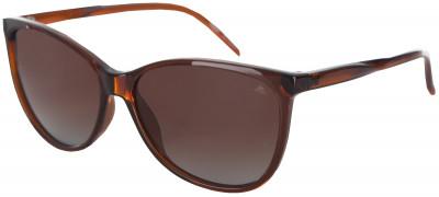 Солнцезащитные очки KappaЛегкие солнцезащитные очки в пластиковой оправе от kappa.<br>Возраст: Взрослые; Пол: Женский; Цвет линз: Коричневый; Цвет оправы: Коричневый; Назначение: Городской стиль; Ультрафиолетовый фильтр: Да; Поляризационный фильтр: Да; Зеркальное напыление: Нет; Категория фильтра: 3; Материал линз: Триацетат целлюлозы; Оправа: Поликарбонат, металл; Производитель: Kappa; Артикул производителя: S18KAC104C; Срок гарантии: 6 месяцев; Страна производства: Китай; Размер RU: Без размера;