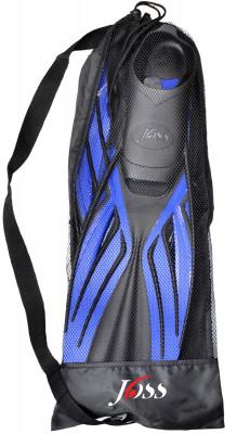 Мешок для ласт JossКомпактный мешок для перевозки и хранения ласт, маски и трубки. Передняя часть выполнена из сетки, благодаря чему обеспечивается хорошая вентиляция.<br>Размер (Д х Ш), см: 72 x 29; Вид спорта: Подводное плавание; Производитель: Joss; Артикул производителя: MB10199-0; Срок гарантии: 2 года; Страна производства: Китай; Размер RU: Без размера;