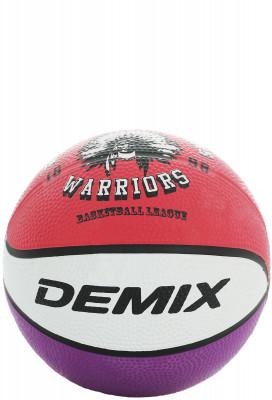 Мяч баскетбольный DemixСувенирный баскетбольный мини-мяч. Выполнен из зернистой резины. Имеет яркий привлекательный дизайн. Подходит для игр с детьми и активного отдыха.<br>Сезон: 2017; Возраст: Взрослые; Вид спорта: Баскетбол; Тип поверхности: Универсальные; Назначение: Сувенирные; Материал покрышки: Резина; Материал камеры: Резина; Способ соединения панелей: Клееный; Количество панелей: 8; Вес, кг: 0,160-0,180; Производитель: Demix; Артикул производителя: BR-MINIH10; Срок гарантии: 6 месяцев; Страна производства: Китай; Размер RU: 1;