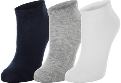 Носки для мальчиков Wilson, 3 парыДетские носки для занятий спортом хорошо пропускают воздух и великолепно сидят на ноге, обеспечивая максимальный комфорт при носке.<br>Пол: Мужской; Возраст: Дети; Вид спорта: Тренинг; Антибактериальный эффект: Нет; Плоские швы: Нет; Светоотражающие элементы: Нет; Дополнительная вентиляция: Нет; Компрессионный эффект: Нет; Анатомический покрой: Нет; Производитель: Wilson; Артикул производителя: W708; Страна производства: Китай; Материалы: 69 % хлопок, 24 % полиэстер, 5 % нейлон, 2 % эластан; Размер RU: 31-34;