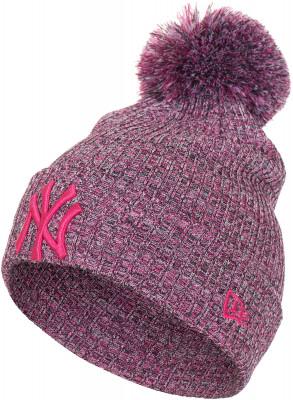 Шапка женская New Era Lic 889 Womens Engineered knit, размер Без размера