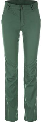 Брюки женские Outventure, размер 44Брюки <br>Практичные женские брюки outventure пригодятся в путешествиях. Натуральные материалы ткань выполнена из натурального хлопка с небольшим добавлением спандекса.