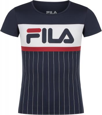 Футболка для девочек FILA, размер 140