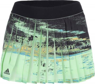 Юбка-шорты женская adidas New York, размер 40