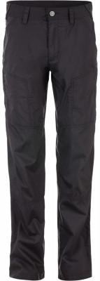 Брюки мужские OutventureМужские брюки прямого кроя предназначены для походов и активного отдыха.<br>Пол: Мужской; Возраст: Взрослые; Вид спорта: Походы; Силуэт брюк: Прямой; Количество карманов: 6; Производитель: Outventure; Артикул производителя: S17AOU9252; Страна производства: Бангладеш; Материал верха: 76 % хлопок, 24 % полиэстер; Размер RU: 52M;