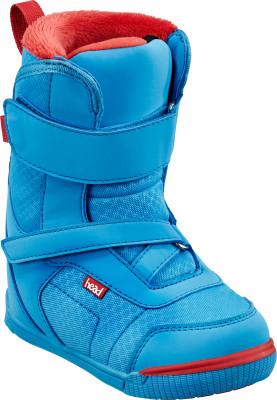 Сноубордические ботинки детские Head Kins Velcro, размер 30-32