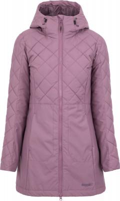 Куртка утепленная женская Outventure, размер 46Куртки <br>Удобная теплая куртка для активного отдыха на природе. Водонепроницаемость мембрана add dry защищает от промокания. Показатель водонепроницаемости 1000 мм.