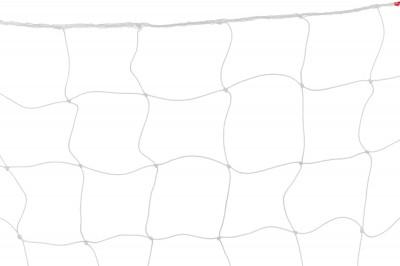 Сетка для футбольных ворот Demix, 200 x 140 смВсепогодная сетка для футбольных ворот demix. Размер сетки - 200 х 140 см. В комплект входят крючки для крепления.<br>Вид спорта: Футбол; Производитель: Demix; Артикул производителя: D-SGN20000; Срок гарантии: 6 месяцев; Страна производства: Китай; Размер RU: Без размера;