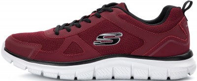 Кроссовки мужские Skechers Track-Scloric, размер 42Кроссовки <br>Легкие и удобные мужские кроссовки skechers станут отличным вариантом для занятий в спортзале амортизация подошва обуви выполнена из легкого амортизирующего материала эва.