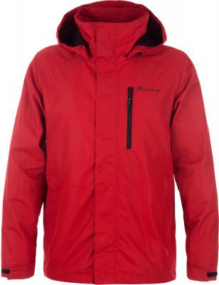 Куртка 3 в 1 мужская OutventureФункциональная мужская куртка от outventure незаменима в походах.<br>Пол: Мужской; Возраст: Взрослые; Вид спорта: Походы; Наличие мембраны: Нет; Наличие чехла: Нет; Возможность упаковки в карман: Нет; Регулируемые манжеты: Да; Покрой: Прямой; Светоотражающие элементы: Нет; Дополнительная вентиляция: Нет; Проклеенные швы: Нет; Длина куртки: Средняя; Наличие карманов: Да; Капюшон: Не отстегивается; Количество карманов: 6; Артикулируемые локти: Нет; Застежка: Молния; Технологии: ADD DRY, ADD PROTECT; Производитель: Outventure; Артикул производителя: UJAM26R350; Страна производства: Китай; Материал верха: 100 % полиэстер; Материал подкладки: 100 % полиэстер; Размер RU: 50;