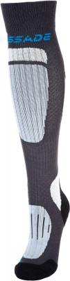 Гольфы Glissade, 1 параГорнолыжные носки glissade сделаны с использованием нитей thermolite.<br>Пол: Мужской; Возраст: Взрослые; Вид спорта: Горные лыжи; Дополнительная вентиляция: Да; Материалы: 60 % полиэстер, 37 % полиамид, 2 % эластодиен, 1 % эластан; Технологии: Thermolite; Производитель: Glissade; Артикул производителя: SSOU029335; Страна производства: Китай; Размер RU: 35-38;