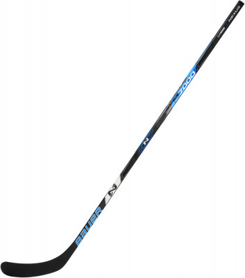 Клюшка хоккейная детская Bauer H16 NEXUS N 7000 GRIP STICK INTКлюшка от bauer линии nexus. Модель рассчитана на широкий круг любителей хоккея. Вес и характеристики данной клюшки ориентированы на игру в хоккей среднего уровня.<br>Длина клюшки: 144,8 см; Жесткость: 60; Материал крюка: Композитный материал; Материал рукоятки: Композитный материал; Загиб крюка: Левый; Тип загиба крюка: P92; Возраст: Дети; Вид спорта: Хоккей; Технологии: Fused 2 piece stick; Производитель: Bauer; Артикул производителя: 1050585; Страна производства: Китай; Размер RU: L;