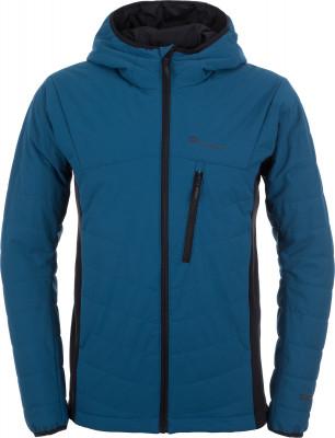 Куртка утепленная мужская Outventure, размер 46Куртки <br>Утепленная мужская куртка от outventure для походов и активного отдыха на природе.