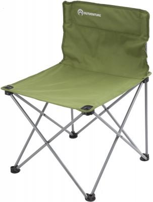 Стул OutventureЛегкий и удобный складной стул для кемпинга или дачи. Прочность стальной каркас с порошковым покрытием для прочности и долговечности.<br>Максимальная нагрузка, кг: 100; Размер в рабочем состоянии (дл. х шир. х выс), см: 51 х 51 х 74; Вес, кг: 2,1; Материал каркаса: Сталь; Материал сидушки: Полиэстер; Вид спорта: Кемпинг; Производитель: Outventure; Срок гарантии: 2 года; Размер RU: Без размера;