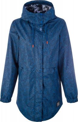 Куртка женская Termit, размер 50Skate Style<br>Яркая и удобная ветровка termit незаменима в городе.