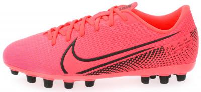 Бутсы для мальчиков Nike Vapor 13 Academy Ag, размер 37.5