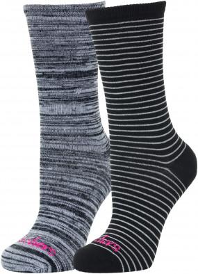 Носки женские Skechers, 2 пары