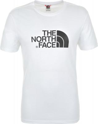 Футболка мужская The North Face Easy, размер 52Футболки<br>Яркая мужская футболка станет отличным выбором для поездок на природу, запланированных на летний сезон.