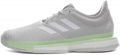 Кроссовки женские Adidas SoleCourt Boost, размер 39