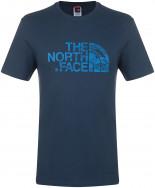 Футболка мужская The North Face Woodcut Dome