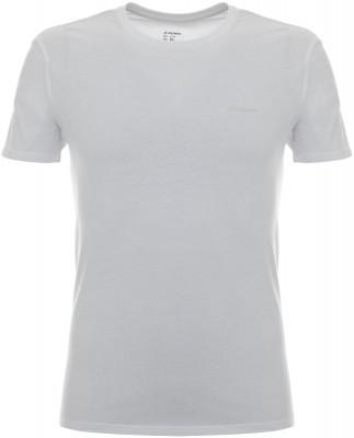 Футболка мужская Demix, размер 44-46Футболки<br>Удобная базовая футболка demix станет основой образа в спортивном стиле. Натуральные материалы футболка полностью выполнена из натурального воздухопроницаемого хлопка.