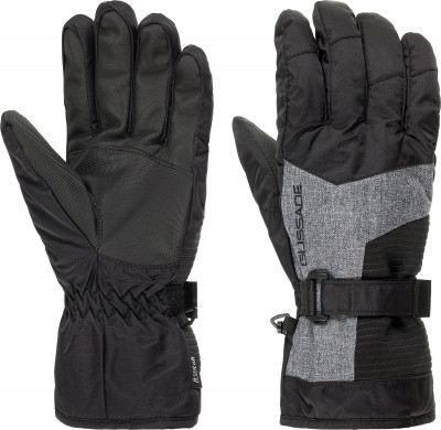 Перчатки мужские Glissade, размер 8,5