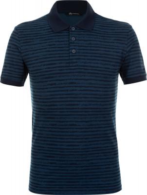 Поло мужское Outventure, размер 56Поло<br>Мужская футболка поло от outventure - прекрасный выбор для поездок и долгих прогулок. Натуральные материалы модель выполнена из натурального воздухопроницаемого хлопка.