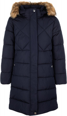 Пальто утепленное для девочек Luhta Lempos, размер 140