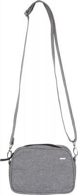 Сумка женская IcePeak Ilisia2Небольшая сумка от icepeak с регулируемой лямкой и одним отделением на молнии. Модель выполнена из технологичной ткани с водоотталкивающей пропиткой water repellent.<br>Пол: Женский; Возраст: Взрослые; Вид спорта: Путешествие; Объем: 0,4 л; Размеры (дл х шир х выс), см: 16 x 4 x 11,5; Защита от влаги: Да; Отделение для ноутбука: Нет; Плечевая лямка: Да; Отделение для обуви: Нет; Количество отделений: 1; Технологии: Water Repellent; Производитель: IcePeak; Артикул производителя: 59533000XV; Страна производства: Китай; Материал верха: 100 % полиэстер; Размер RU: Без размера;