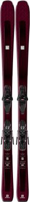 Горные лыжи женские Salomon E Aira 76 St + E Lithium 10 W