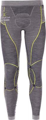 Кальсоны мужские X-BionicX-bionic создал революционное термобелье apani merino, совместив ранее несовместимые понятия: натуральные шерстяные волокна и высокую физическую активность.<br>Пол: Мужской; Возраст: Взрослые; Плоские швы: Да; Производитель: X-Bionic; Артикул производителя: I100466-B064; Страна производства: Италия; Материалы: 75 % шесть мерино, 23 % мутлан, 2 % эластан; Размер RU: 46-48;