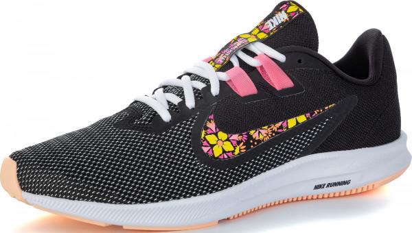 419a6ffa Кроссовки женские Nike Downshifter 9 Se черный/розовый цвет — купить за  4499 руб. в интернет-магазине Спортмастер
