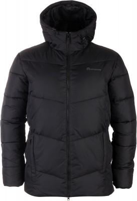 Куртка пуховая мужская OutventureМужская пуховая куртка прямого покроя и средней длины станет отличным выбором для путешествий и прогулок в холодное время года.<br>Пол: Мужской; Возраст: Взрослые; Вид спорта: Путешествие; Вес утеплителя: 144 г/м2; Температурный режим: До -20; Покрой: Прямой; Длина куртки: Средняя; Капюшон: Не отстегивается; Количество карманов: 3; Технологии: ADD DRY Water Resistant; Производитель: Outventure; Артикул производителя: LMM2019960; Страна производства: Вьетнам; Материал верха: 100 % нейлон; Материал подкладки: 100 % полиэстер; Материал утеплителя: 50 % утиный пух серый, 50 % утиное перо серое; Размер RU: 60;