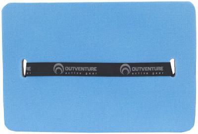 Коврик пенный OutventureТуристический пенный коврик-сидушка. Выполнен из вспененного полиэтилена. Одна сторона фольгированная - для лучшей термоизоляции.<br>Вес, кг: 0,1; Размеры (дл х шир х выс), см: 35 х 24 х 1,8; Длина: 35 см; Ширина: 24 см; Размер в сложенном виде (дл. х шир. х выс), см: 35 х 24 х 1,8; Материалы: 100 % вспененный полиэтилен; Вид спорта: Кемпинг, Походы; Производитель: Outventure; Артикул производителя: M010Z2; Срок гарантии: 6 месяцев; Страна производства: Россия; Размер RU: Без размера;